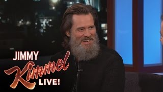 Jim Carrey Reveals He Got Mites from Birds