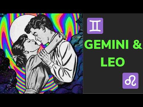 ✨The Gemini & Leo Relationship - LOVE, Friendship & Compatibility 💘