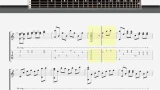 Guitar Tab) : Anh (Bằng Kiều)