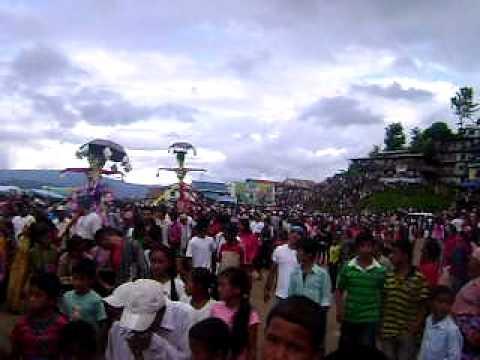 khandbari jatra 2068 (2011)
