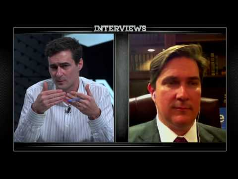 Jonathan Clarke Interview With The Young Turks' Wes Clark Jr.
