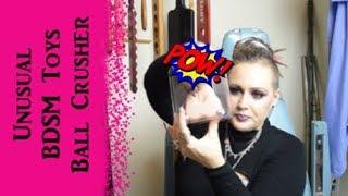 Video CBT Ball Crusher - Unusual BDSM Toys #8 download MP3, 3GP, MP4, WEBM, AVI, FLV Juli 2018