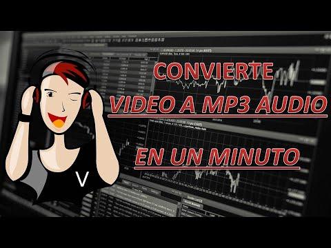 Como convertir un video en un mp3 audio en segundos para windows #vlc #video #mp4 #mp3