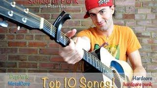 Top 10 Melodic Punk Hardcore