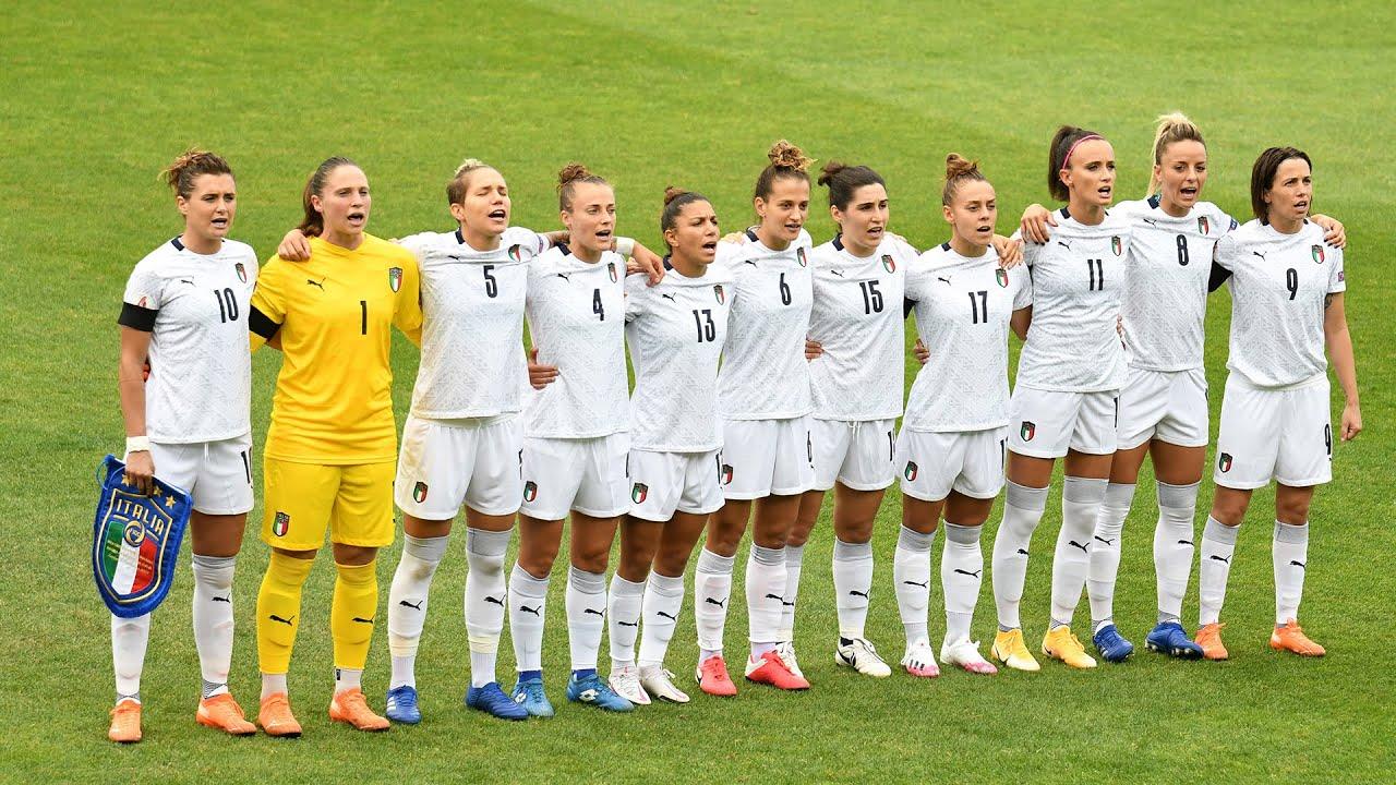 Highlights: Bosnia-Italia 0-5 - Femminile (22 settembre 2020)