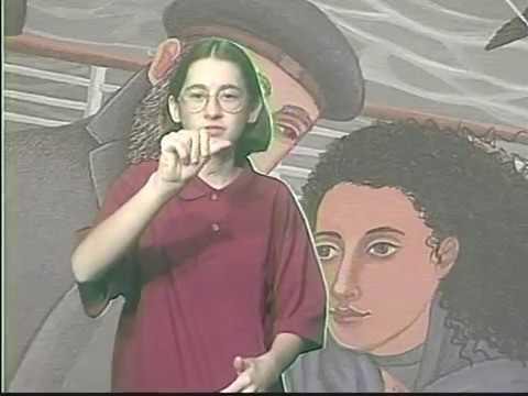The Last Princess - American Sign Language Rendition.