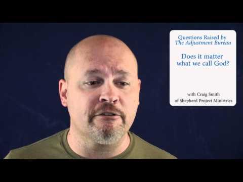 Adjustment Bureau Questions - ...