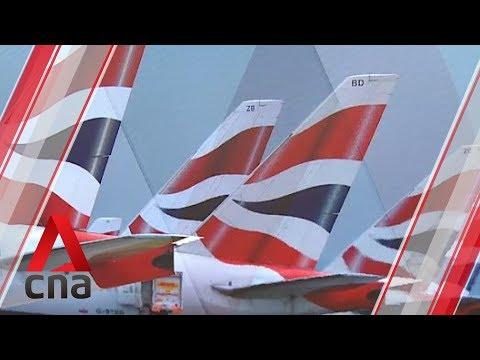 British Airways cancels 1,700 flights as pilots go on strike