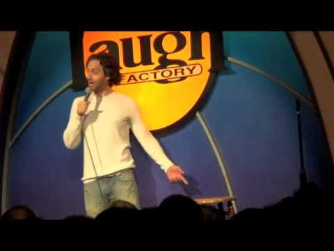 Chris D'Elia VS Heckler