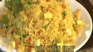 Cơm Chiên Chay - Xuân Hồng (Lửa Hồng Cooking Show)