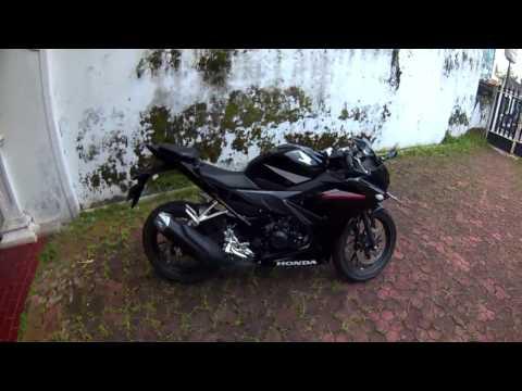 Modif Ringan New CBR150R   Motovlog Indonesia
