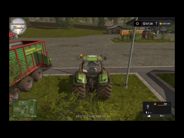 Let's Play Landwirtschafts Simulator 2017   Der Biergarten-Channel   Folge #022