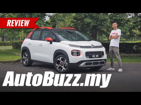 Citroen C3 Aircross 1.2L turbo review - AutoBuzz.my