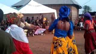 Lagos big ladies hot video