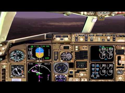 Boeing 767-300 Landing at Ankara Esenboğa Airport