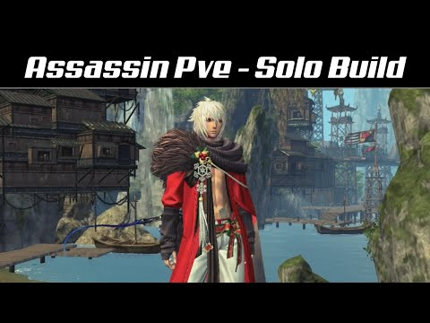 Assassin Build Pve Blade And Soul