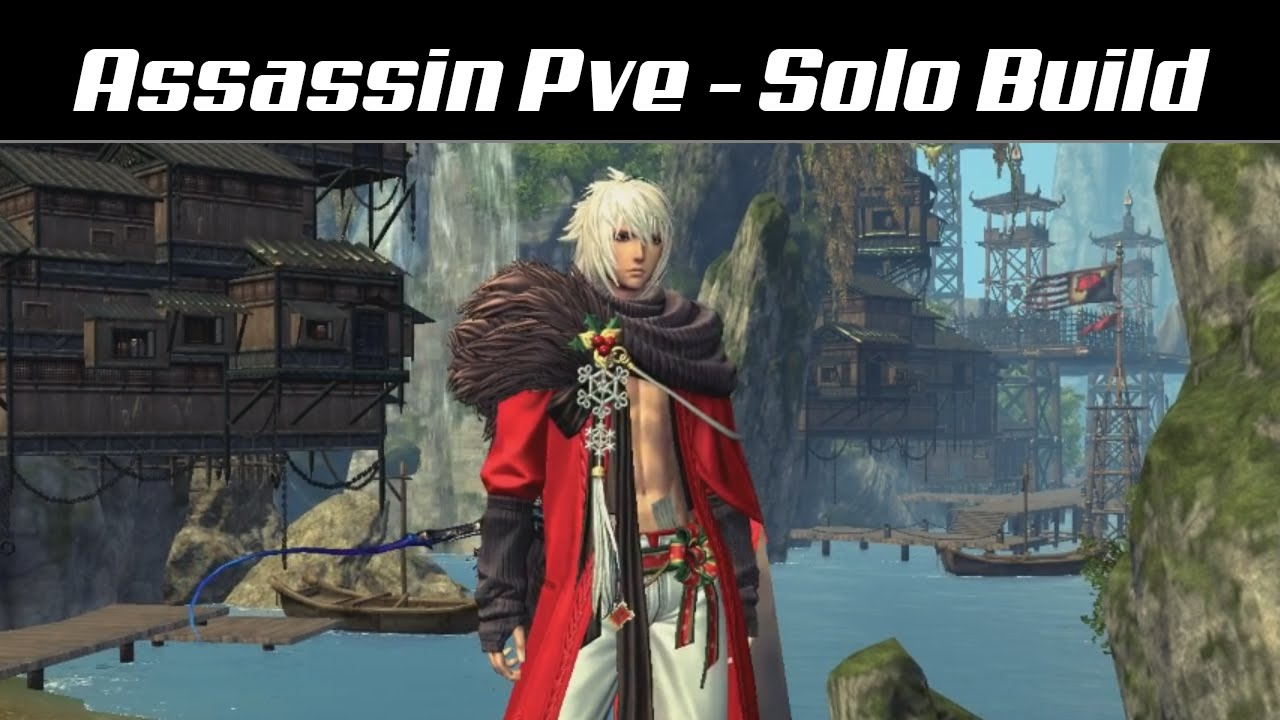 Blade & Soul Assassin Lasted Popular Build Guides - u4gm com