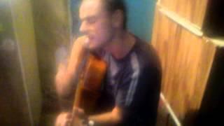 Димон мочет на гитаре