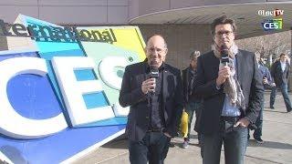 Repeat youtube video JTech 167 : Spécial CES 2014 (F. Pellerin, objets connectés, Oculus, TV incroyables)
