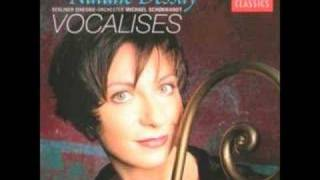 """Natalie Dessay - """"Les filles de Cadix"""" (Delibes)"""