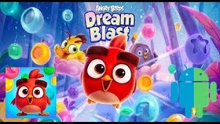 Angry Birds Dream Blast на Android/iOS GamePlay HD