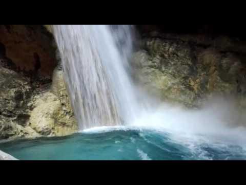 آبشار تنگه رغز داراب استان فارس