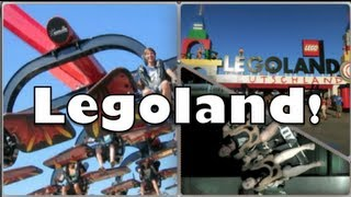 Legoland!(FLYING NINJAGO,FEURDRACHE,ATLANTIS,HERO FACTORY)