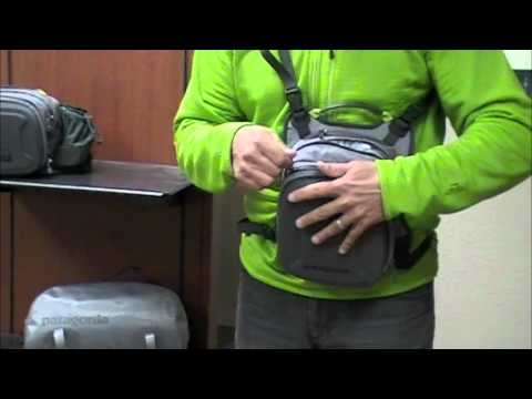 Patagonia Stealth Chest Pack, Stealth Hip Pack  StormFront Hip Pack