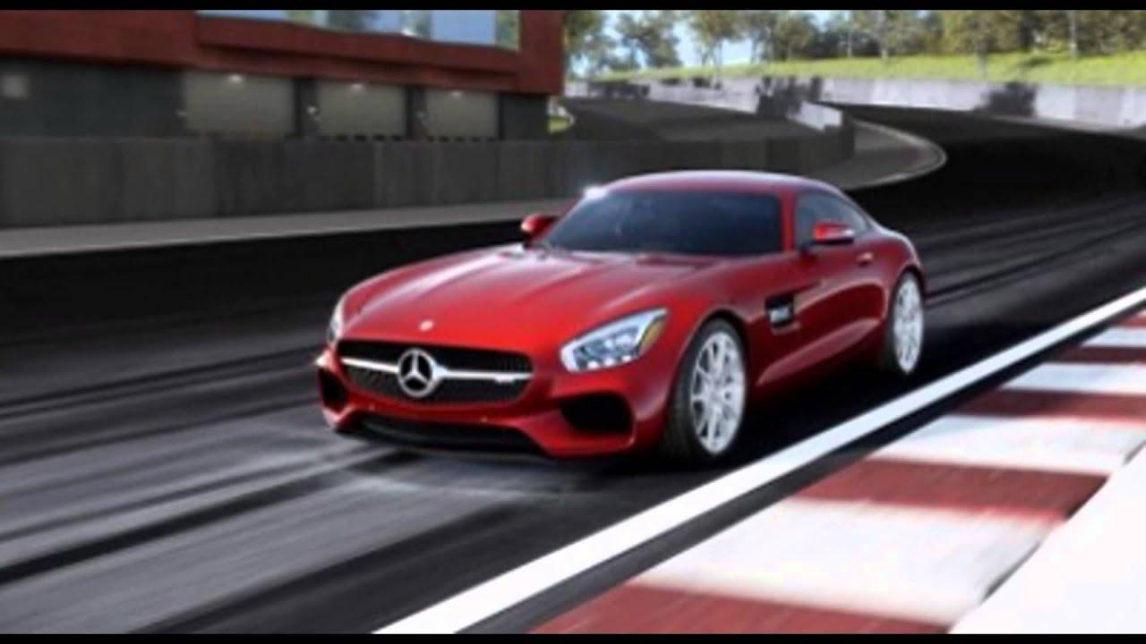 Elegant 2016 Mercedes AMG GT S Designo Cardinal Red Metallic