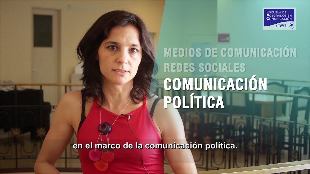 Dra. Natalia Aruguete - Seminario de Opinión Pública, Agenda y ...