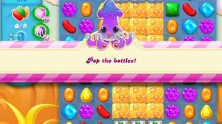 Candy Crush Soda Saga Level 154 walkthrough