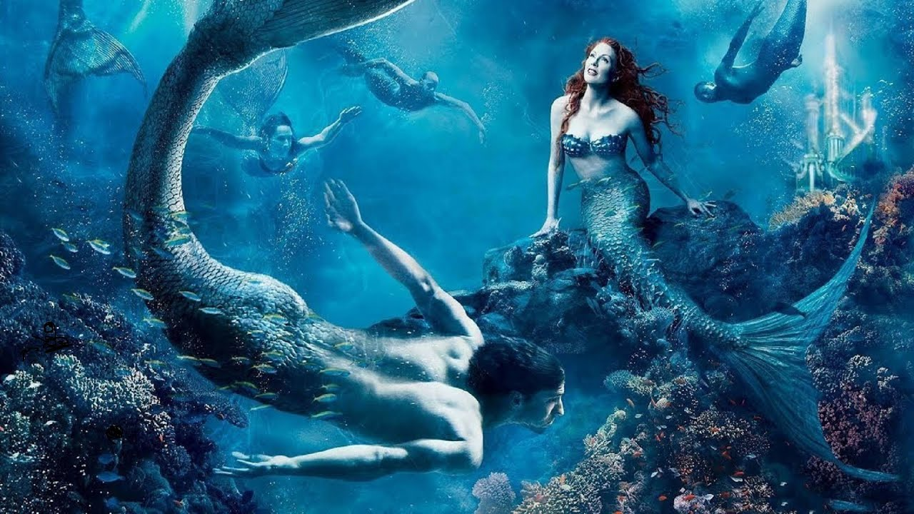 Mermaid   Jalpari   Mystery of Mermaid In Hindi / Urdu   जल परी का पूरा रहस्य   Little mermaid .