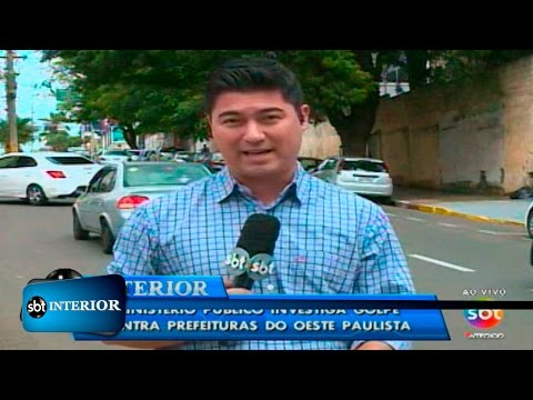 MP investiga possível golpe em contratos de prefeituras da região de Prudente