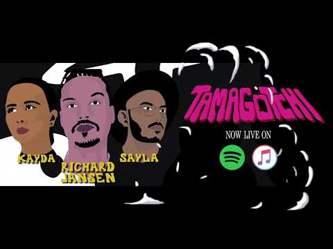 Tamagotchi - Richard Jansen ft. KAYDA & Sayla [Audio+ + Lyric]