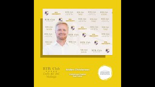 Anders Christensen, Real Estate in Malaga Spain by BTB Club