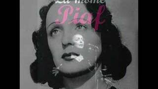 "EDITH PIAF ""LA CHANSON DE CATHERINE"""