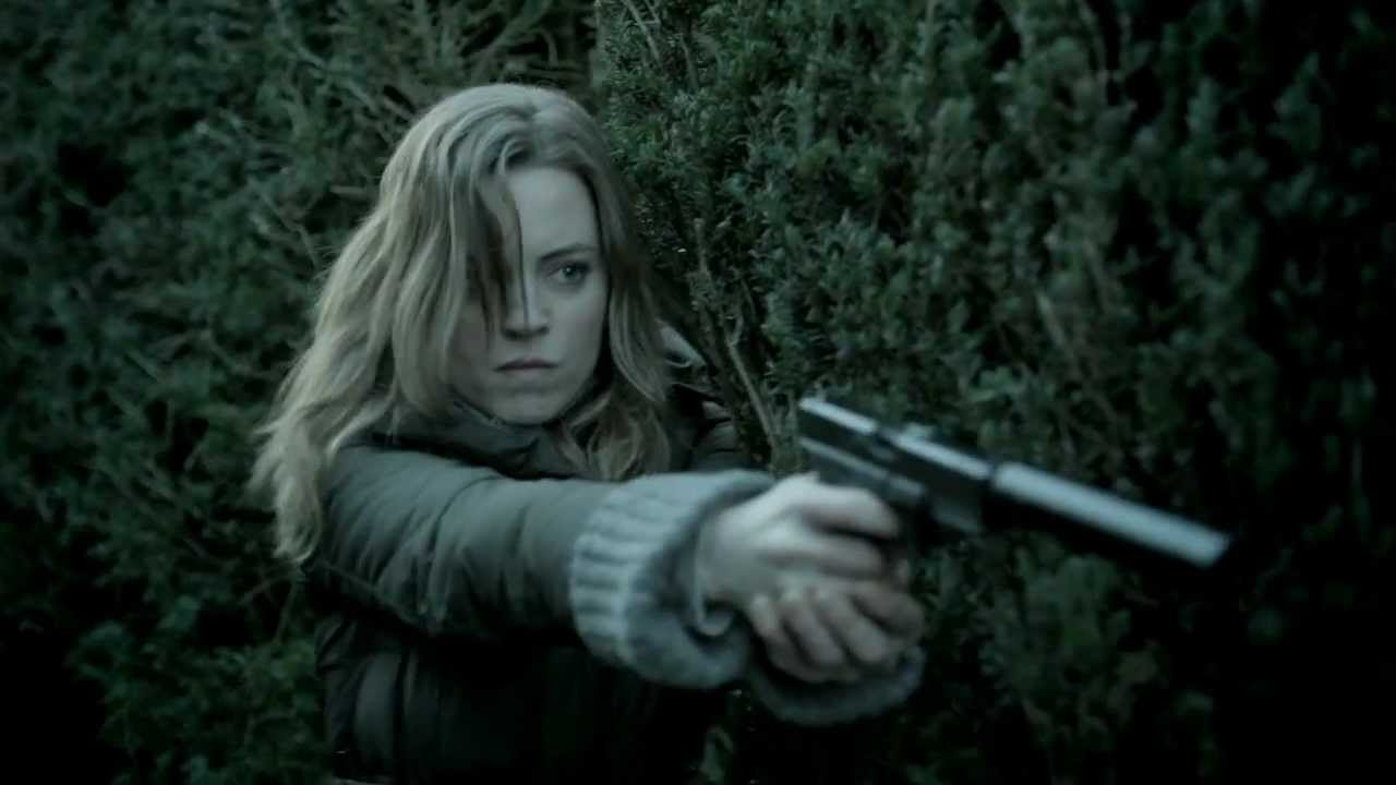 Hunted Serie
