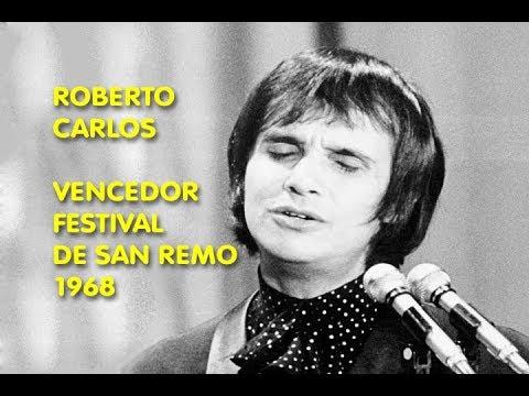 Roberto Carlos - Canzone Per Te (1968, Sanremo Festival)