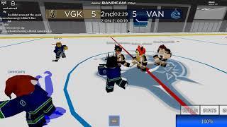 Roblox - Hockey World Publics!