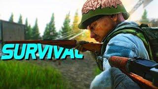 Tarkov is a Big Brain Survival Game...