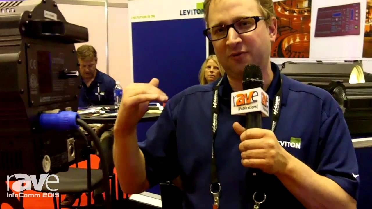 InfoComm 2015: Leviton Showcases the Brand New LEO LED Ellipsoidal ...