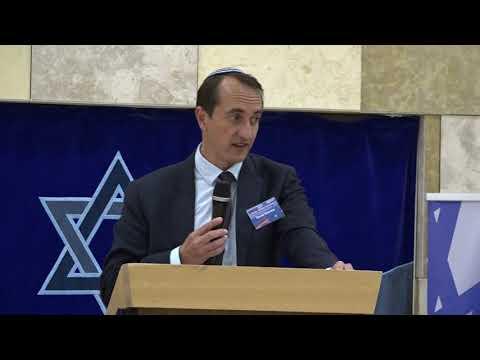 David Sharma speaks of his Israel experiences on The SHTICK S54-03 Seg.3