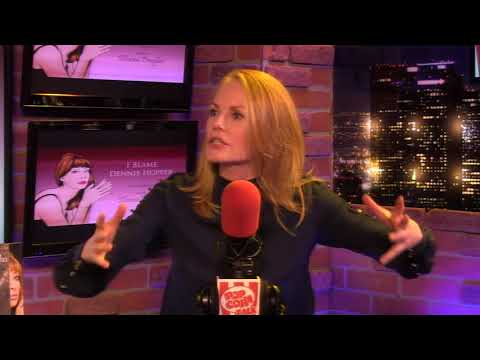 Marg Helgenberger, Actress  – I Blame Dennis Hopper