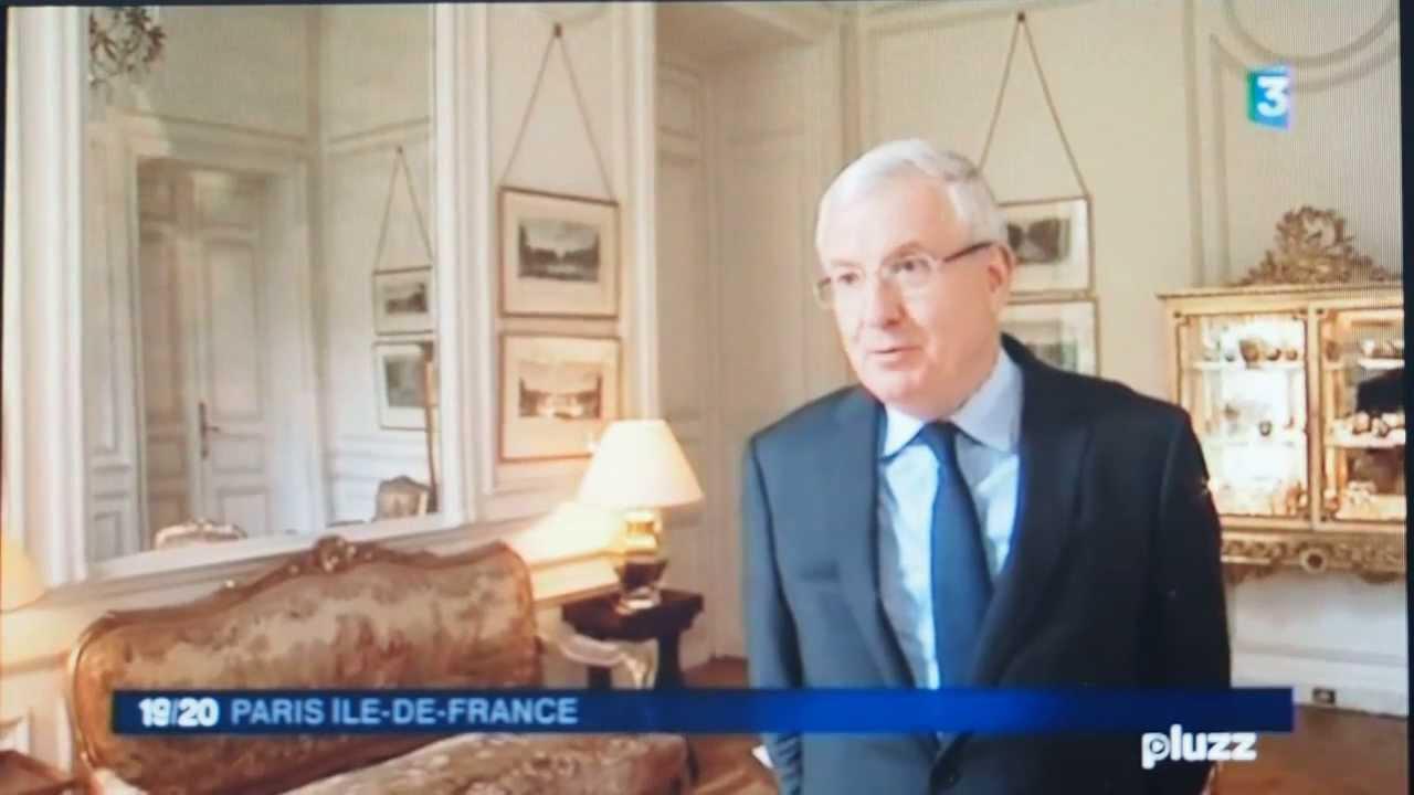 Extrêmement Présentation de l'Hôtel de Noirmoutier dans le cadre des Journées  LQ63