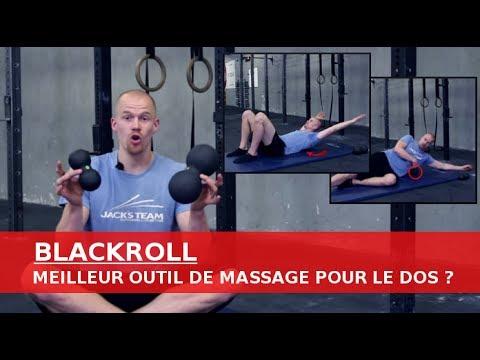 test du blackroll rouleau de massage le meilleur objet. Black Bedroom Furniture Sets. Home Design Ideas