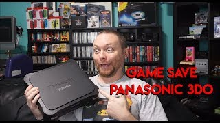 Game Save - Panasonic 3DO with Sound Issues
