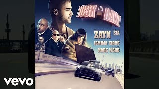 ZAYN Dusk Till Dawn Audio ft Sia Radio Edit