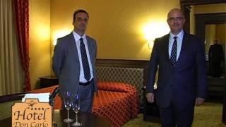 UNA VISITA ALL'HOTEL DON CARLO , 4 STELLE SUPER LUSSO SAN MARCO ARGENTANO