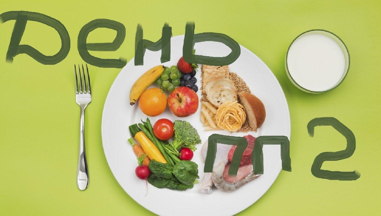 Правильное питание на каждый день для девушек