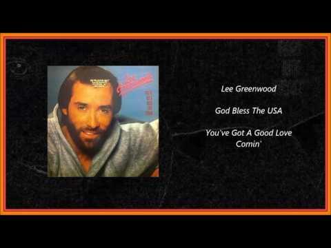 Lee Greenwood - God Bless The USA